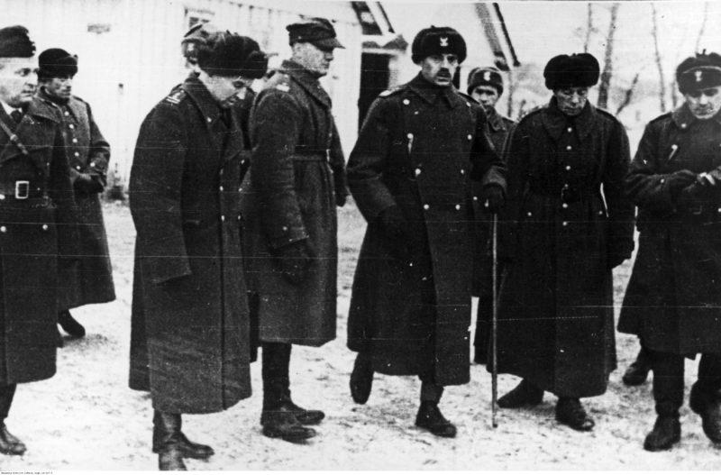 Ewakuacja polskich żołnierzy ze Związku Sowieckiego