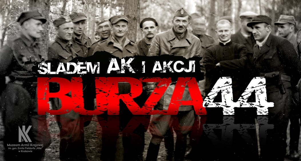"""Akcja """"Burza"""" w Małopolsce"""