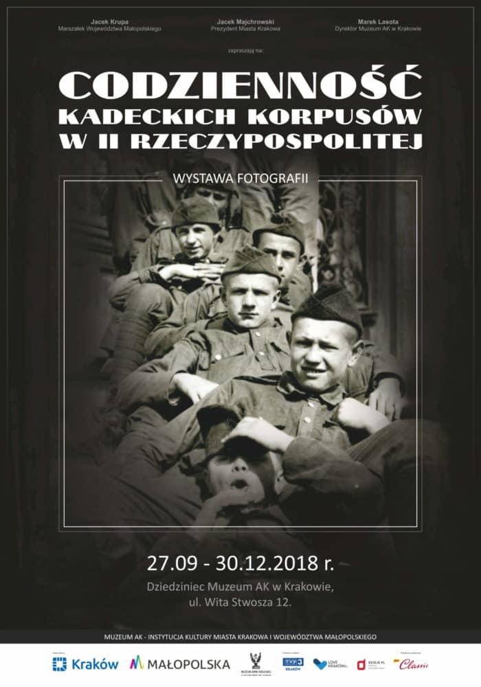 Codzienność kadeckich korpusów w II RP