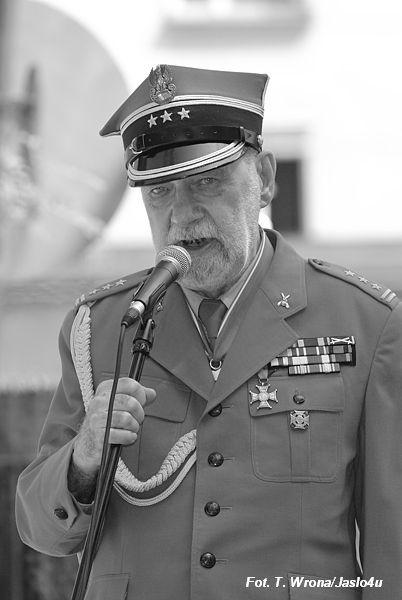 Na wieczną wartę odszedł płk. Stanisław Dąbrowa-Kostka