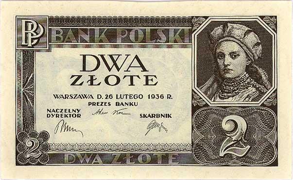 Złoty polski został walutą narodową