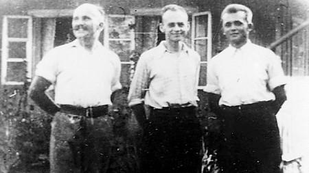 Ucieczka Jana Redzeja, Witolda Pileckiego oraz Edwarda Ciesielskiego z KL Auschwitz