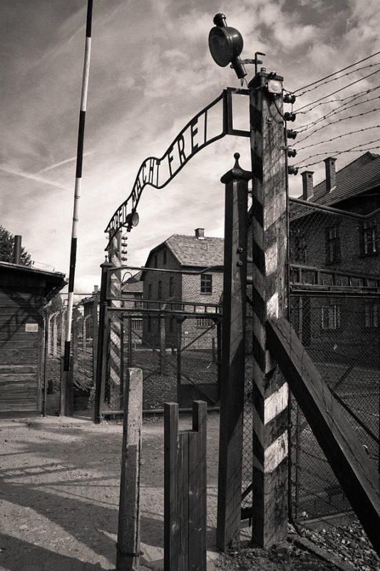 Utworzenie obozu KL Auschwitz