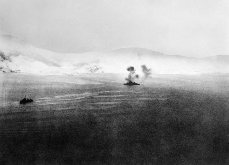 II bitwa pod morska pod Narwikiem