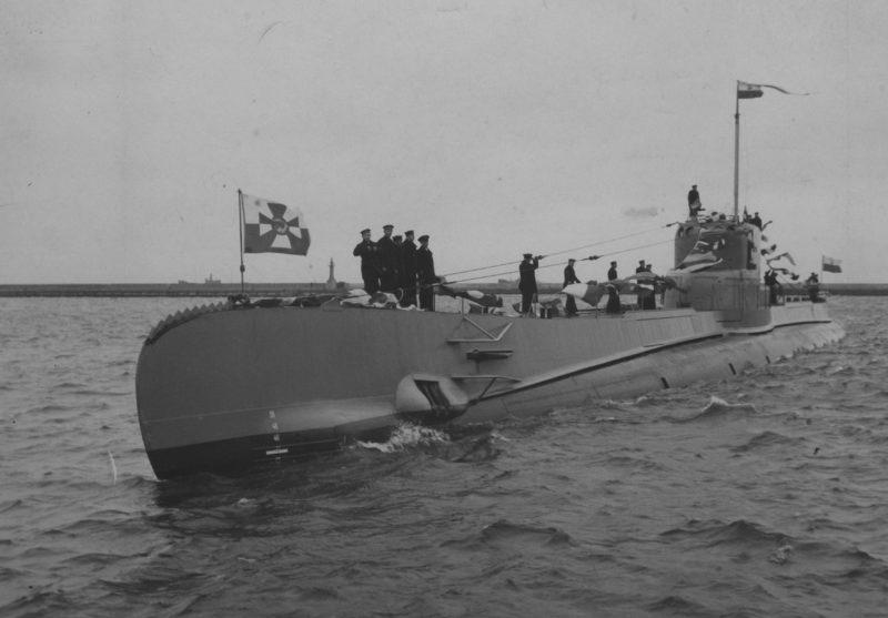 """ORP Orzeł zatopił niemiecki statek """"Rio de Janeiro"""""""