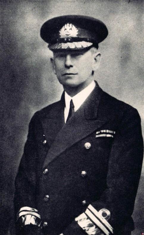 Urodził się adm. Jerzy Świrski