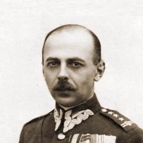 Urodził się Tadeusz Komorowski ps. Bór