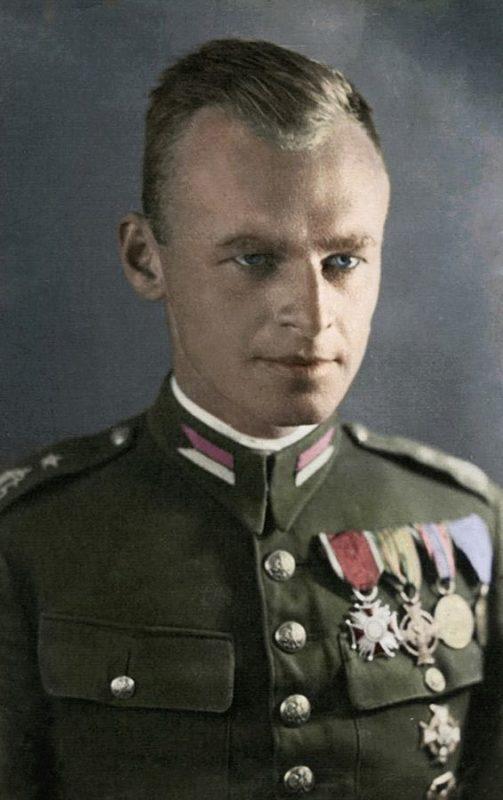 Urodził się Witold Pilecki