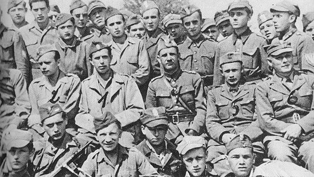 Wyzwolenie obozu w Holiszowie