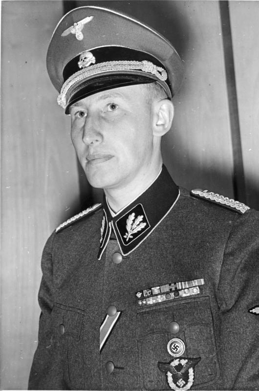 Zamach na Reinharda Heydricha