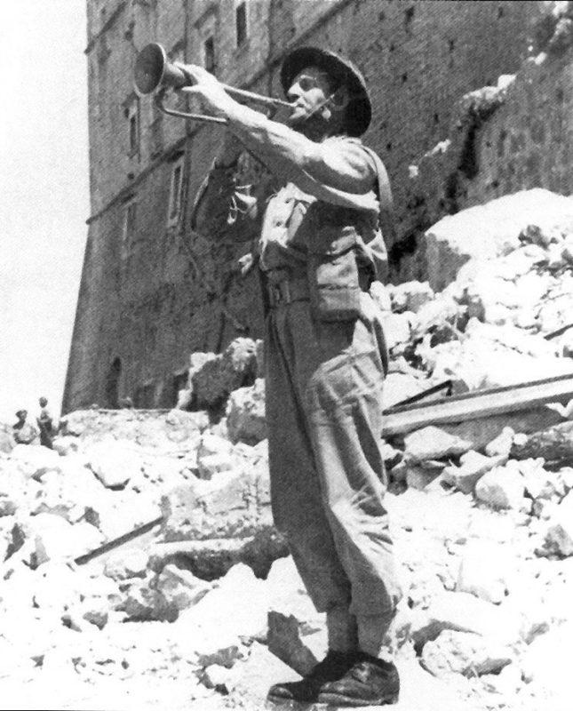 Zajęcie Monte Cassino