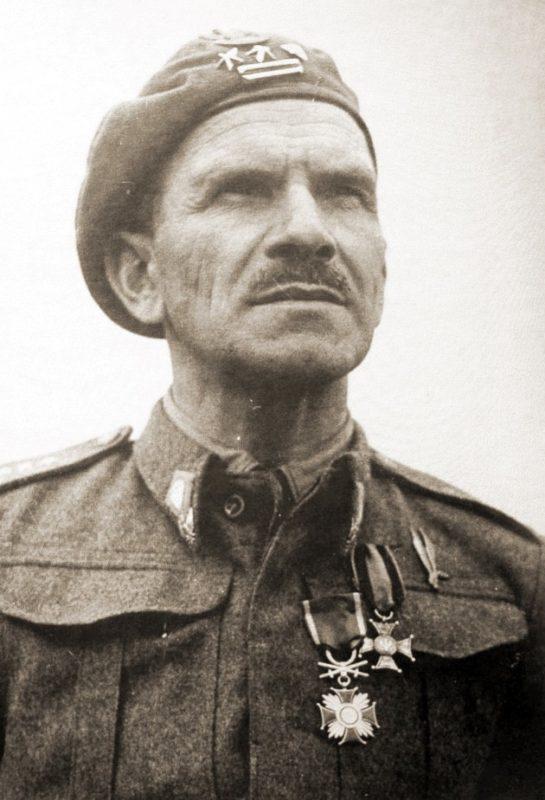Urodził się Stanisław Sosabowski