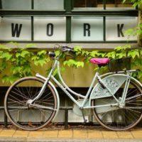 Dom, rower, praca… i tak w kółko