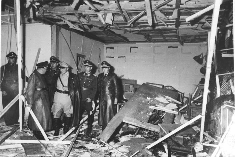 Zamach na Adolfa Hitlera w Wilczym Szańcu