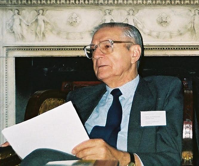Urodził się Aleksander Gieysztor ps. Borodzicz