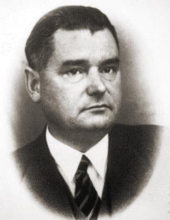Urodził się Henryk Sławik