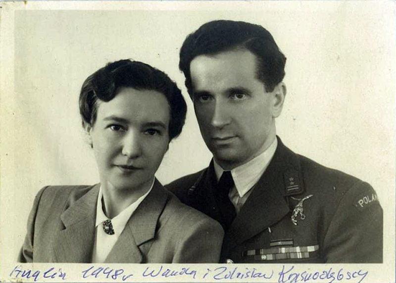 Urodził się Zdzisław Krasnodębski