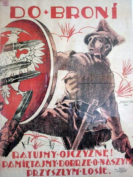 Rozpoczęła się bitwa warszawska w trakcie wojny polsko-bolszewickiej
