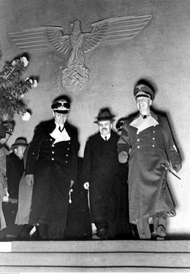 Podpisano pakt Ribbentrop-Mołotow