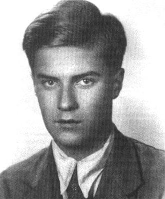 Urodził się Tadeusz Zawadzki ps. Zośka