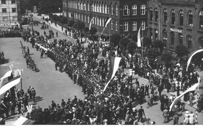 W nocy z 19 na 20 sierpnia 1920 r. rozpoczęło się II powstanie śląskie.