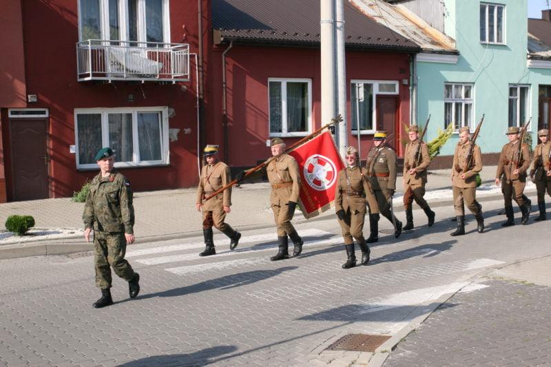 54. marsz szlakiem I Kompanii Kadrowej