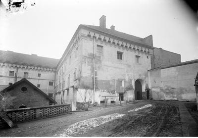 Rozbicie więzienia św. Michała w Krakowie