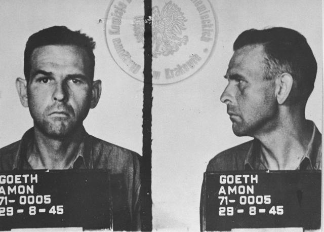 W więzieniu przy ul. Montelupich stracono Amona Goetha