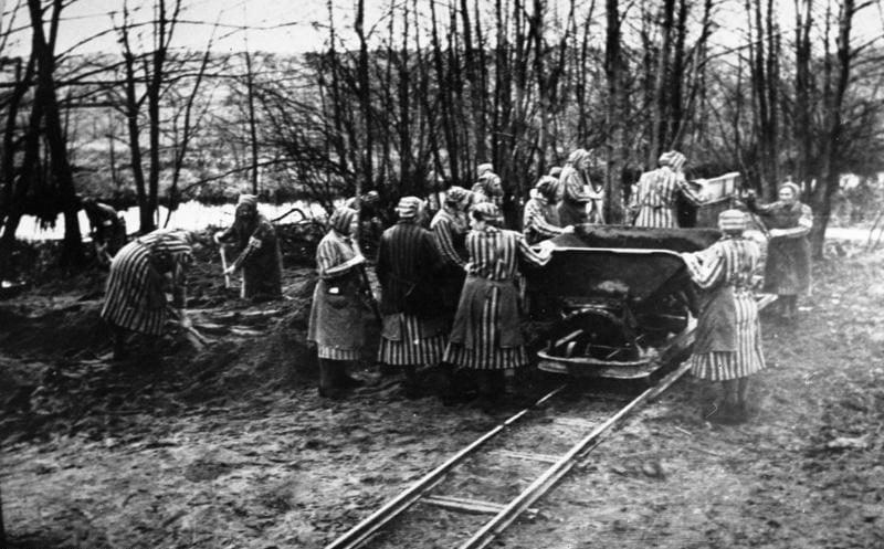Pierwszy transport Polek do KL Ravensbrück