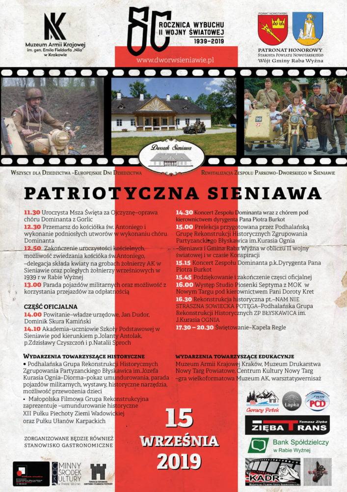 15.09 Patriotyczna Sieniawa