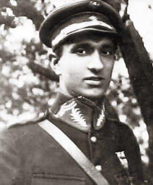 Urodził się Marian Kozielewski