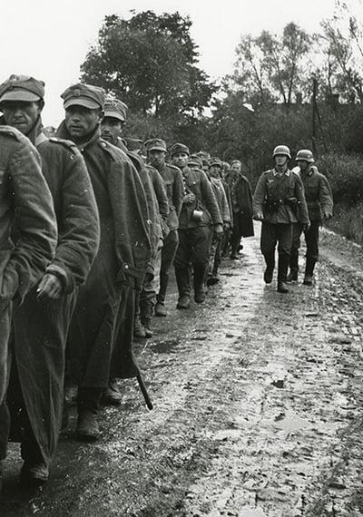 Ucieczka polskich jeńców z oflagu Doessel