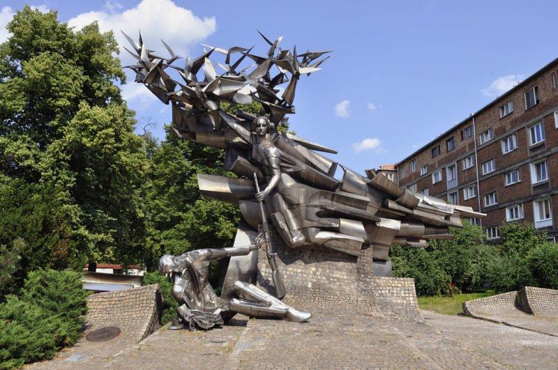 Proces pierwszych obrońców poczty w Gdańsku