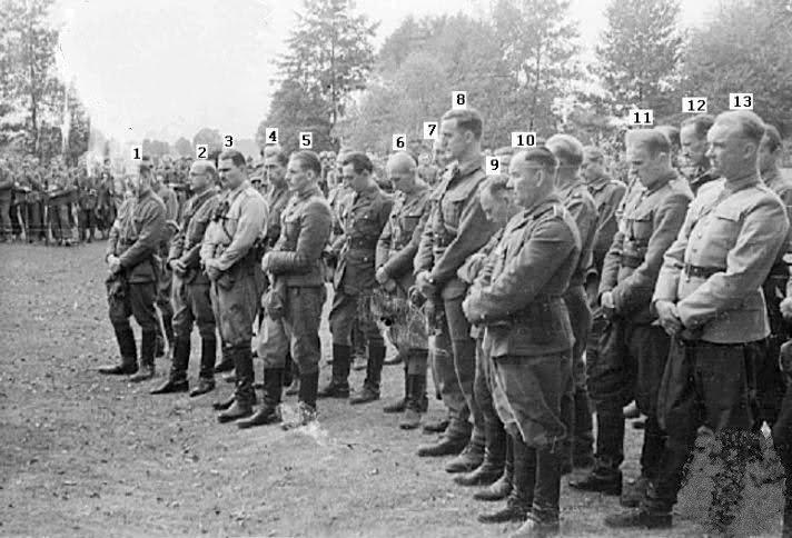 """Oddział z Grupy AK """"Kampinos"""" rozbił w Truskawiu rosyjski oddział SS-RONA"""