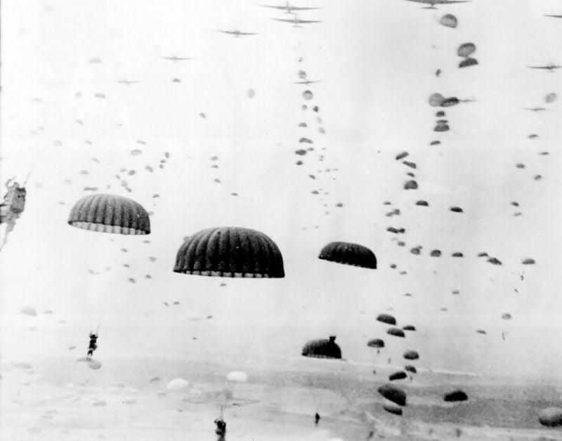 """Rozpoczęła się operacja powietrzno-desantowa """"Market Garden"""""""