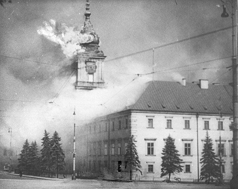 Kapitulacja Warszawy