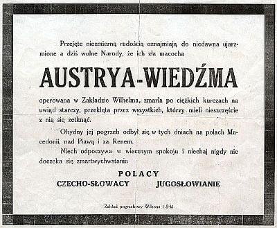 Rocznica wyzwolenia Krakowa