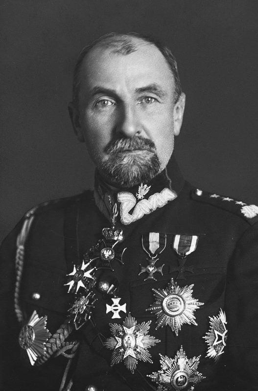 Śmierć gen. Tadeusza Rozwadowskiego