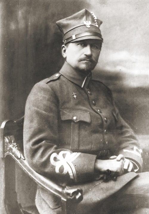 J. Dowbor-Muśnicki objął dowództwo w powstaniu wielkopolskim