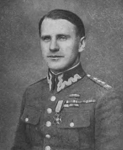 Urodził się Marian Ocetkiewicz ps. Broda.