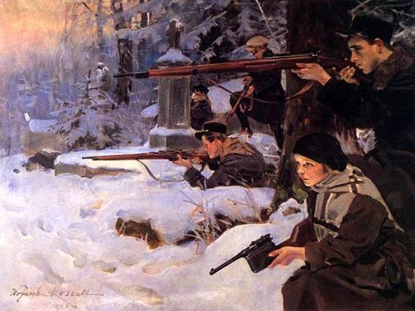Rozpoczęła się bitwa o Lwów w trakcie wojny polsko-ukraińskiej