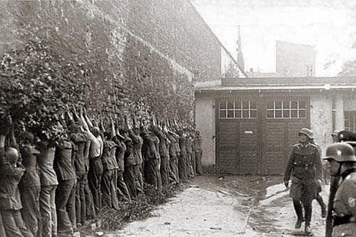 Rozstrzelanie obrońców Poczty Polskiej w Gdańsku