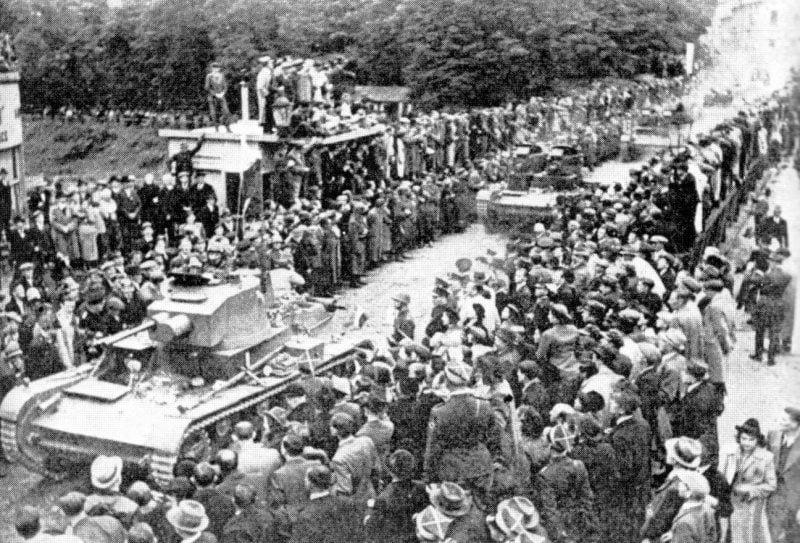 Wkroczenie Wojska Polskiego na Zaolzie