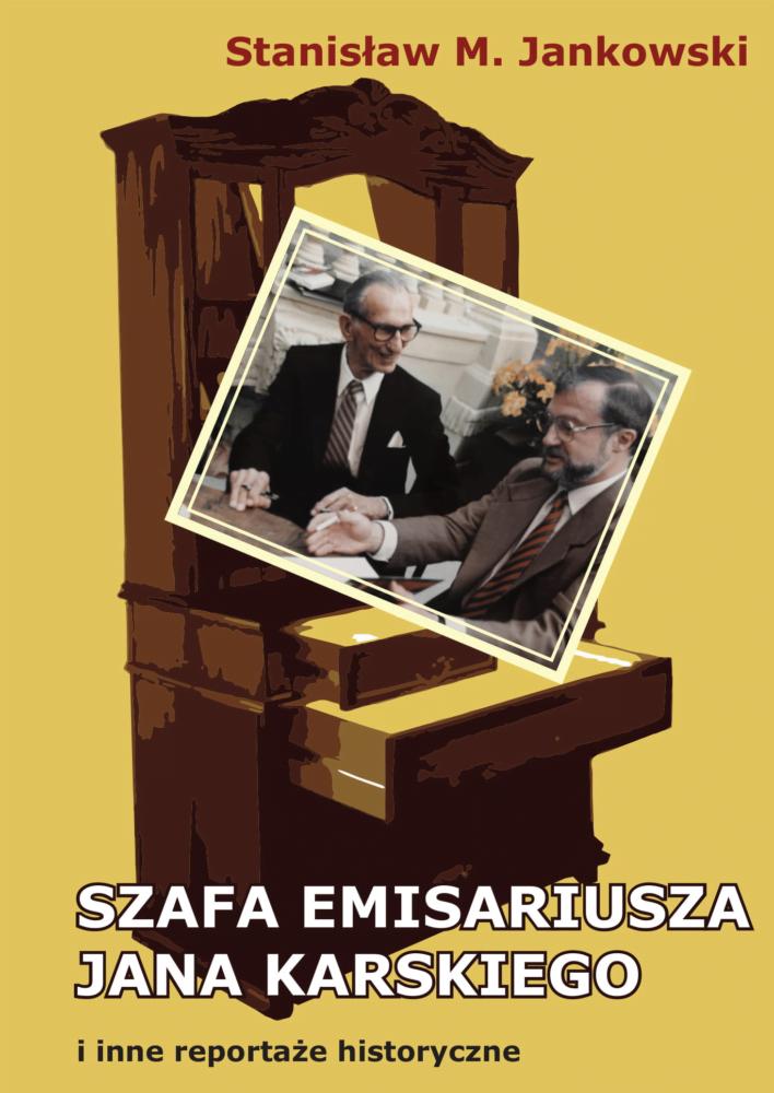 Promocja książki Stanisława M. Jankowskiego