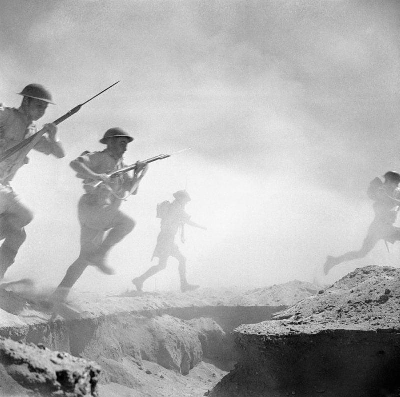 Zakończyła się II bitwa pod El Alamain