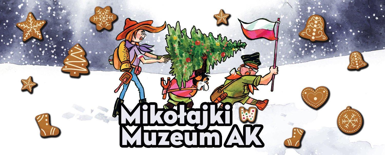 Mikołajki w Muzeum AK