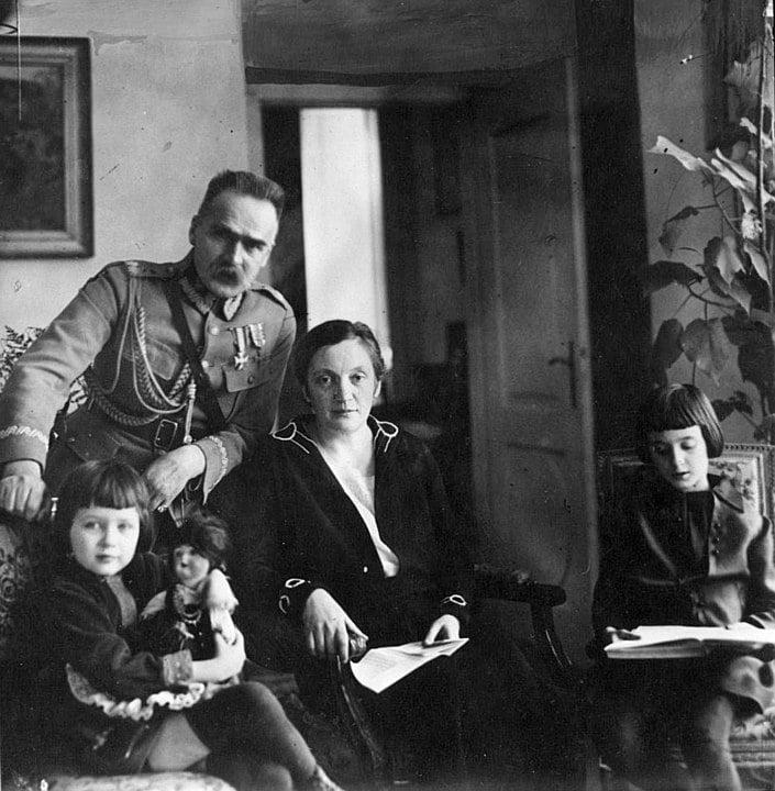 Urodziła się Aleksandra Szczerbińska