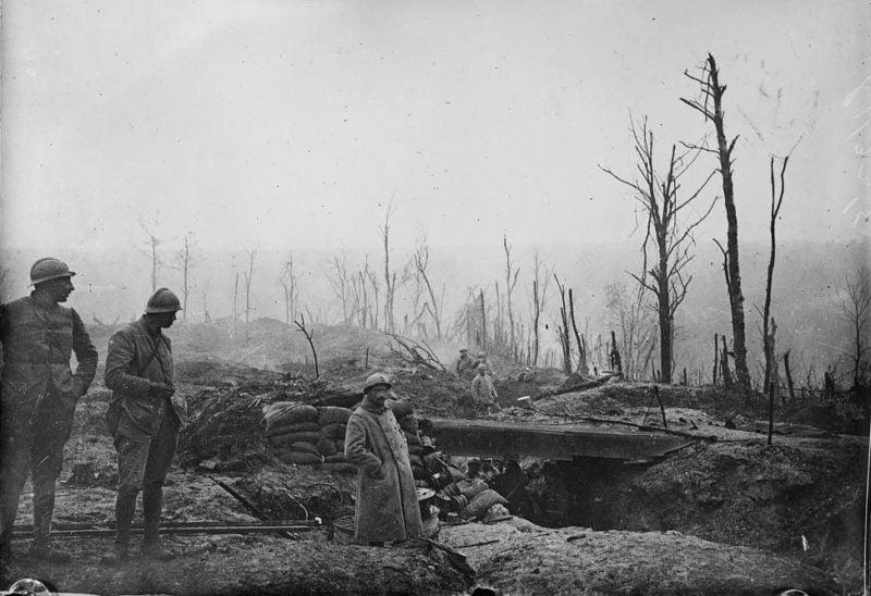 Zakończyła się bitwa pod Verdun