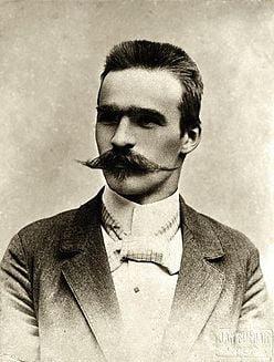 Urodził się Józef Piłsudski