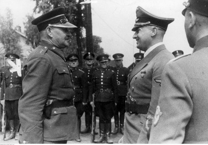 Utworzenie Policji Polskiej Generalnego Gubernatorstwa